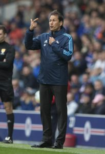 Rudi Garcia has quit as coach of Marseille after two and a half years in charge of the Ligue 1 club.