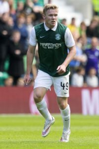 Hibernian have announced the departure of 13 first-team players.