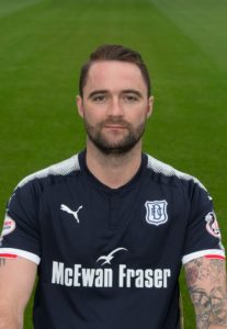 Former Dundee captain James McPake will take the team for their final Ladbrokes Premiership game following the sacking of Jim McIntyre.