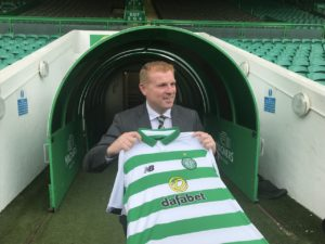 Celtic chief executive Peter Lawwell admitted continuity and certainty played a major role in handing Neil Lennon the manager's job ona long-term basis.