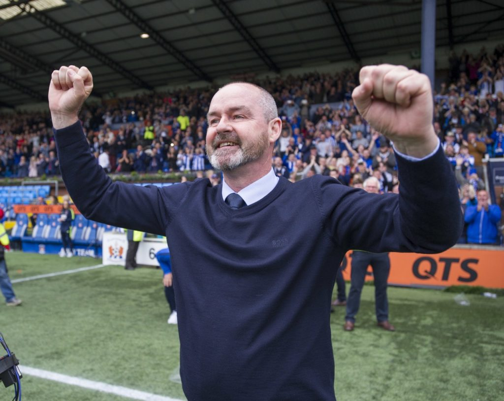 Scotland have appointed Steve Clarke as their new head coach on a three-year deal.