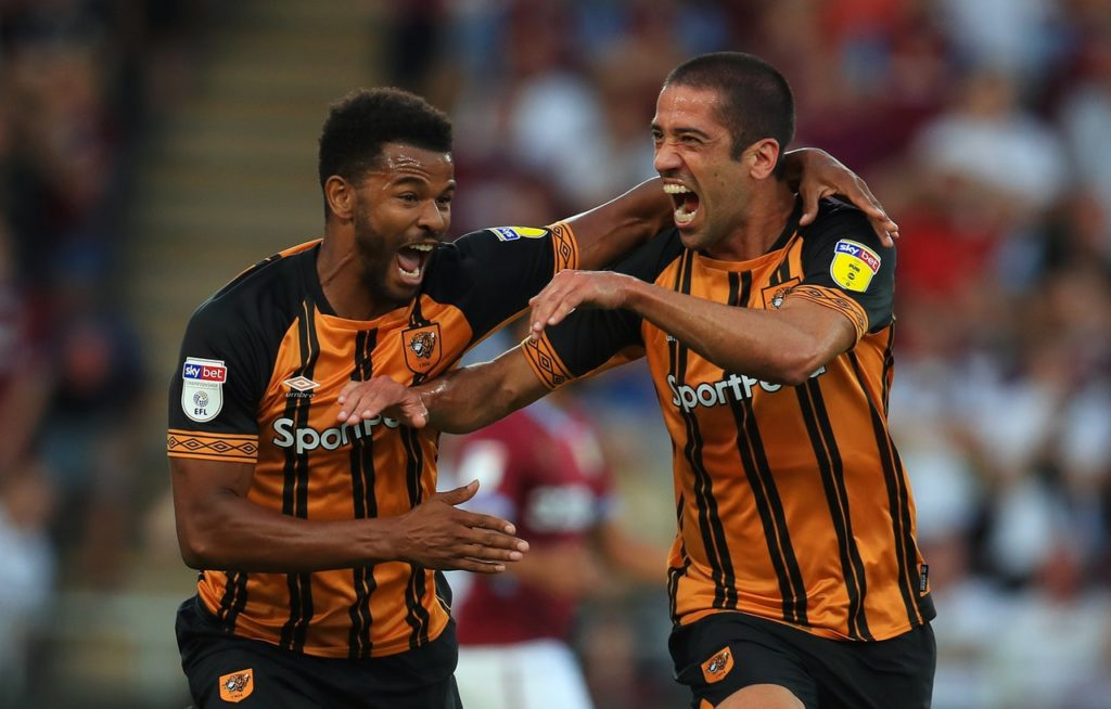 Huddersfield Town have been linked with a summer swoop for Hull City striker Fraizer Campbell but they will face competition.
