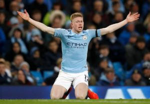 Manchester City ace Kevin De Bruyne is fit to start the FA Cup final but Benjamin Mendy is injured and will play no part.