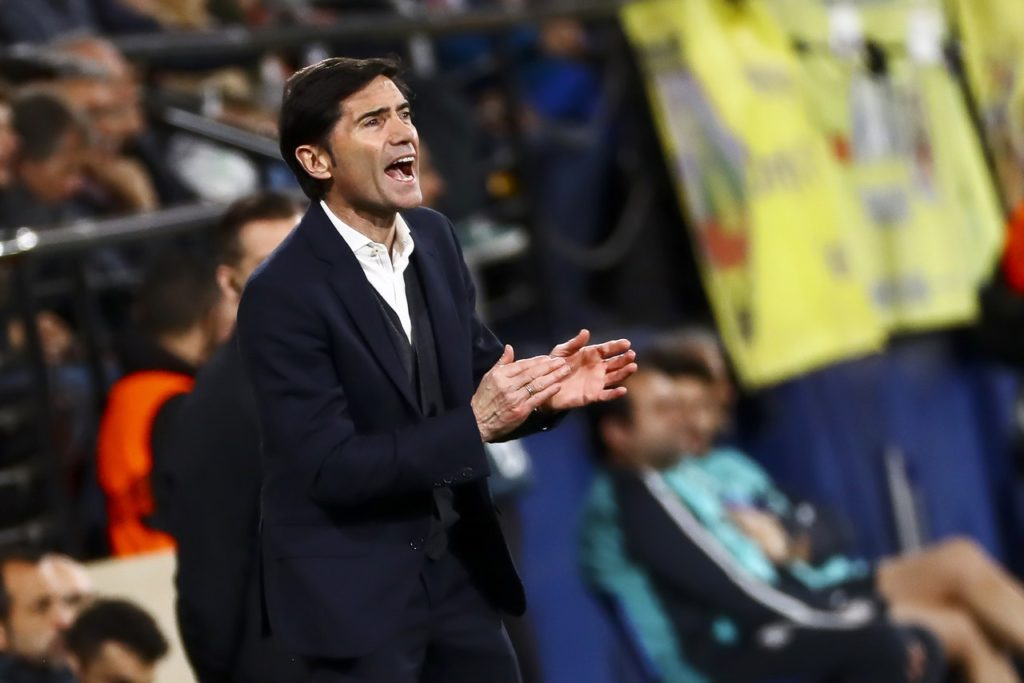 Valencia boss Marcelino says his side will not shy away from taking the game to Barcelona in Saturday's Copa del Rey final.