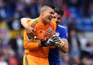 Cardiff could face a fight to keep hold of Neil Etheridge this summer as West Ham have been linked with the keeper.