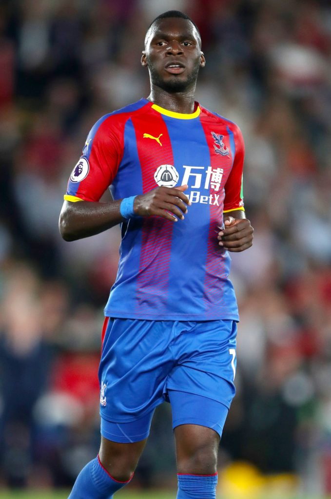 Chinese Super League club Shandong Luneng Taishan have reportedly made a move to sign Crystal Palace forward Christian Benteke.