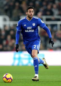 Cardiff's slim hopes of luring back Victor Camarasa this summer are set to be ended by one of Premier League duo West Ham or Wolves.