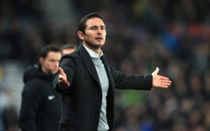 Frank Lampard insists Derby must not lose belief as they prepare for what he has called their 'biggest test' of the season.