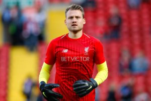 Liverpool are willing to cash in on Simon Mignolet this summer but only if their £15million valuation is met.