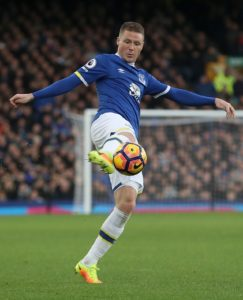 Everton boss Marco Silva is thought to be ready to offload midfielder James McCarthy in the summer and Crystal Palace have been linked.