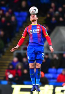 Connor Wickham has put pen-to-paper on a new contract with Crystal Palace that will keep him at the club until June 2021.