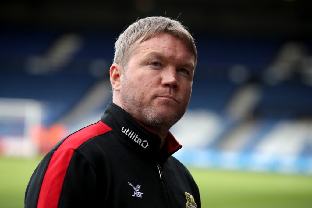 Grant McCann has a fully fit squad to choose from as his Doncaster side face Charlton in the first leg of their Sky Bet League One play-off.