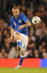 Departing veteran Daniele De Rossi has rejected the chance to move straight into a director's role at Roma as he 'still feels like a player'.