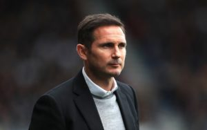 Frank Lampard is optimistic about Derby's chances of beating Leeds when they resume their rivalry in the Championship play-offs.
