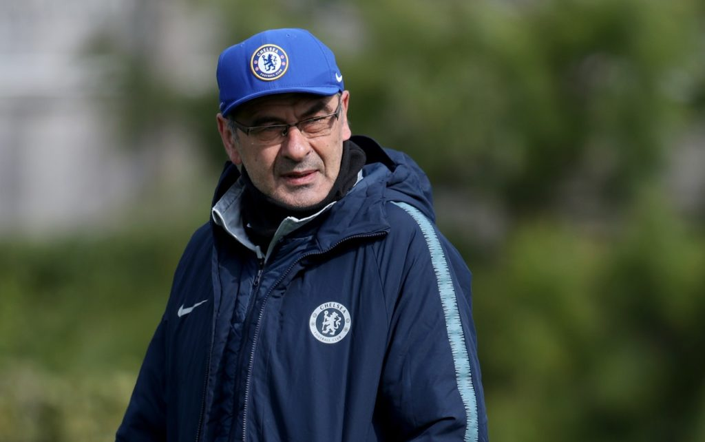 AC Milan CEO Ivan Gazidis is understood to have made Chelsea boss Maurizio Sarri his top target and will travel for talks.