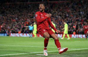 Liverpool midfielder Georginio Wijnaldum says he isn't feeling the pressure ahead of Saturday's Champions League final.