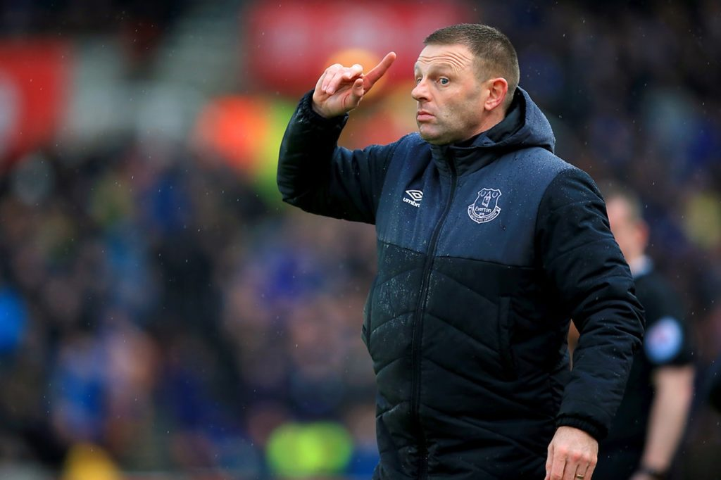 Graeme Jones felt the time was right to take the step into a senior management role after taking over at League One champions Luton on a three-year deal.