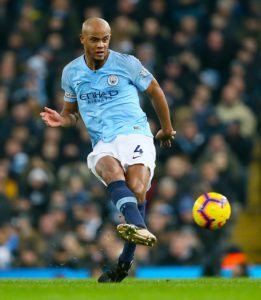 Manchester City captain Vincent Kompany says his side are the 'best in the world' after they beat Watford 6-0 to win the FA Cup.