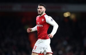 Schalke are reportedly keen to secure a reunion with Arsenal defender Sead Kolasinac this summer.