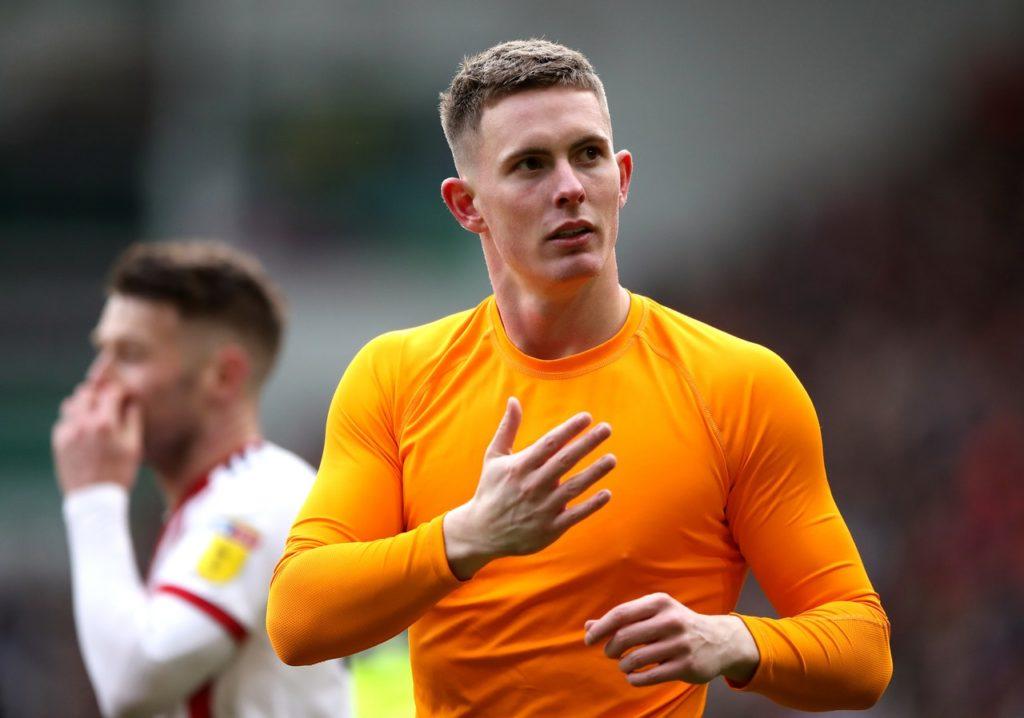 Sheffield United boss Chris Wilder is confident of keeping on-loan Manchester United goalkeeper Dean Henderson at Bramall Lane.