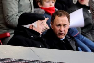 Middlesbrough chairman Steve Gibson is remaining patient as the hunt for a new manager continues.
