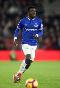 Everton's valuation of Idrissa Gueye is believed to have put off Manchester United from making a move for the midfielder.