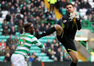 Goalkeeper Tomas Cerny is happy to keep playing a supporting role after signing a new one-year contract with Aberdeen.