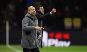 Manchester City will look to complete a unique treble in Saturday's clash with Watford, who are seeking their first FA Cup success.