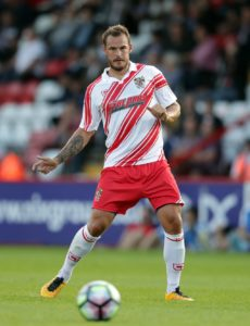 Luke Wilkinson and Michael Timlin are two of eight players released by Stevenage.