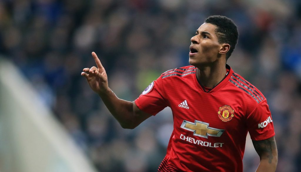 Marcus Rashford is demanding a response from Manchester United next season and says the style of football they play is also important.