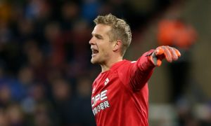 Danish goalkeeper Jonas Lossl says his two year stint with Huddersfield Town has been the highlight of his career so far.