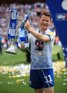 Tranmere manager Micky Mellon described Connor Jennings' story as one from a comic book after he earned Rovers victory in the Sky Bet League Two play-off final.