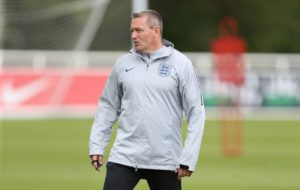 England Under-21 boss Aidy Boothroyd says he would be 'daft' to leave the Young Lions.