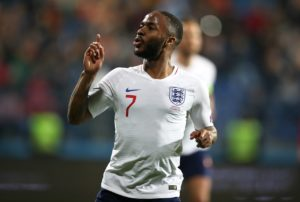 England winger Nathan Redmond believes Raheem Sterling is inspiring a generation ahead of next month's Nations League.