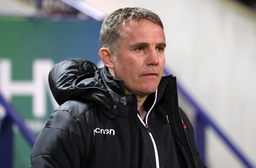 Phil Parkinson has finally walked away from Bolton Wanderers.