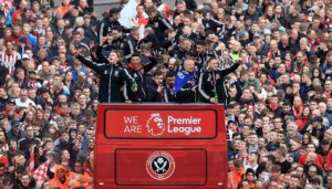 Sheffield United's joint-owner Kevin McCabe has promised fans the club will do all they can to stay in the Premier League.