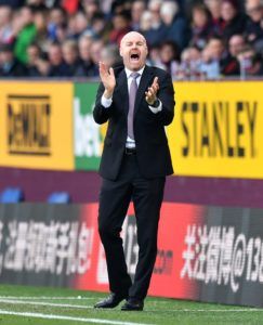 Burnley coach Sean Dyche says he will work tirelessly this summer to ensure his players continue to improve in the Premier League.