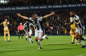 West Brom captain Chris Brunt admits time is running out for a dream Premier League swansong.