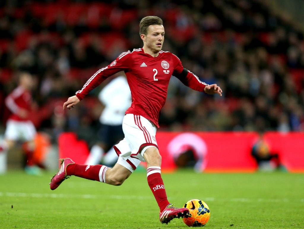 Motherwell have announced the signing of Denmark international midfielder Casper Sloth.