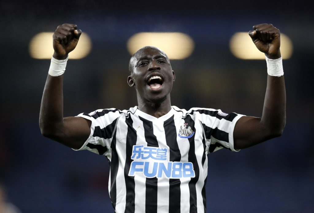 Crystal Palace have reportedly offered Newcastle midfielder Mohamed Diame the opportunity to move to Selhurst Park.