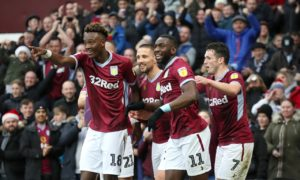 Aston Villa boss Dean Smith is targeting victory against West Brom at The Hawthorns as he looks to guide his team to the Championship play-off final.