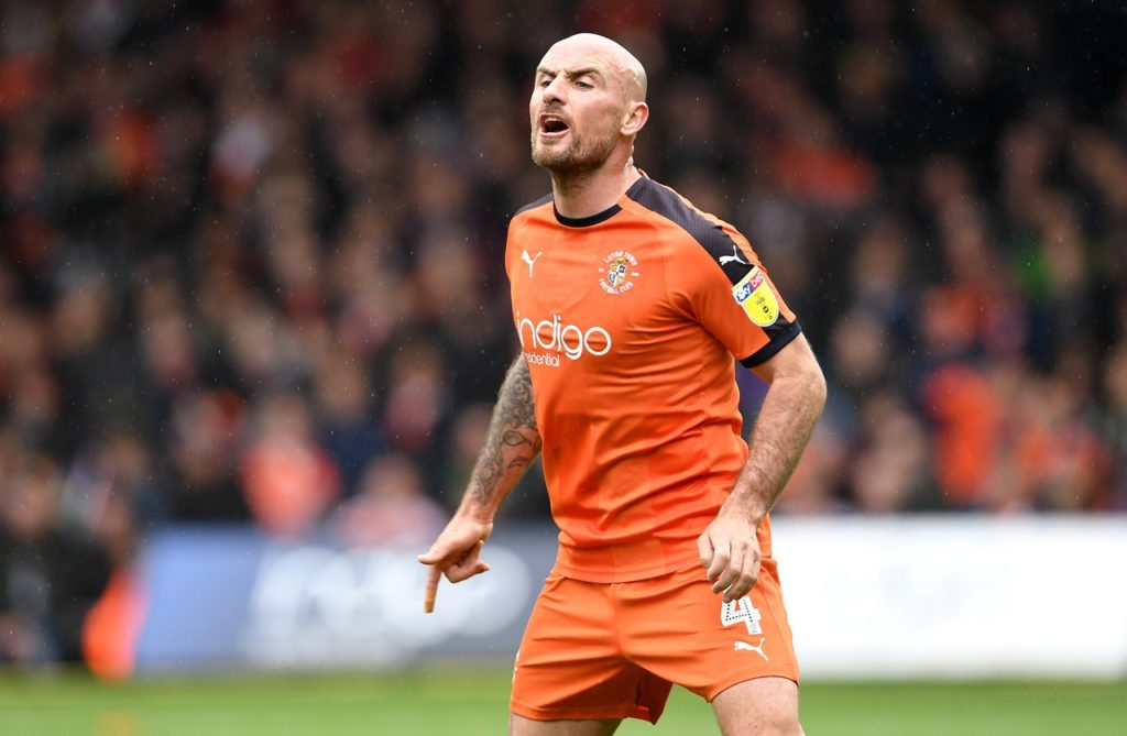 Newly-promoted Sky Bet League One champions Luton have decided to release five players.