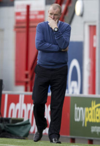Brian Rice will be putting his faith in youth next season regardless of Hamilton's fate.