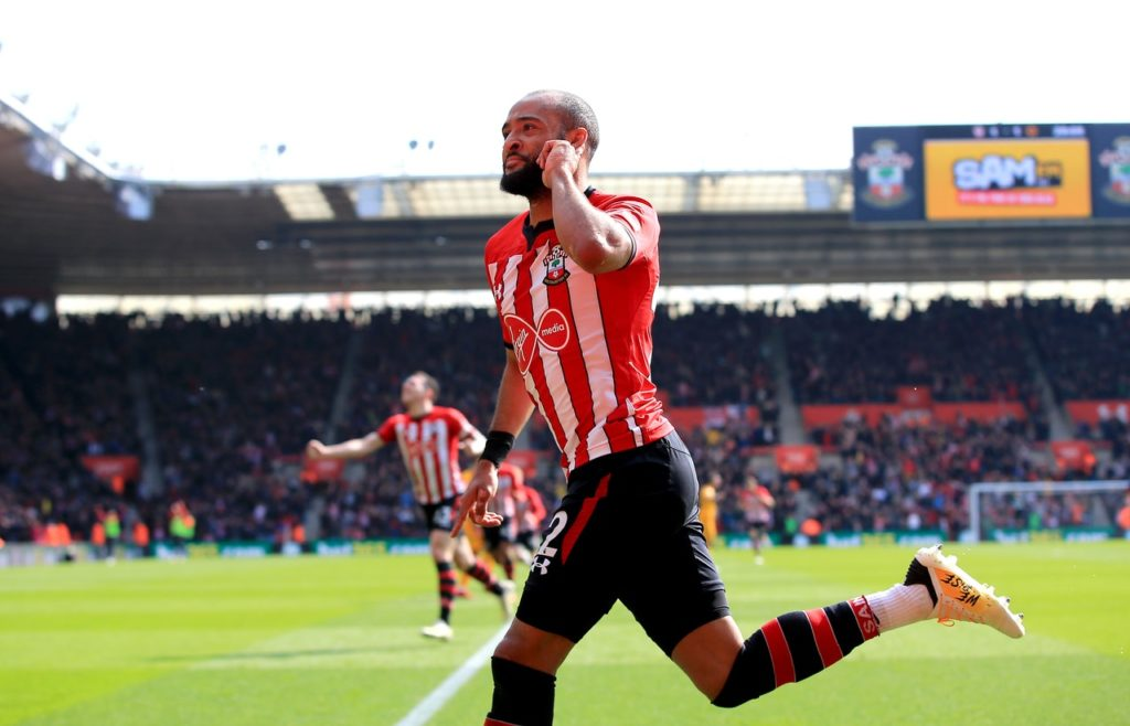 Southampton and Huddersfield both laboured to a 1-1 stalemate at St Mary's on the final day of the Premier League season.