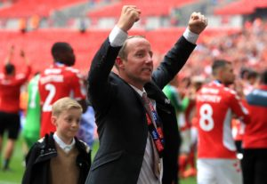 Lee Bowyer believes Charlton's Championship promotion could be the catalyst for new ownership at The Valley.
