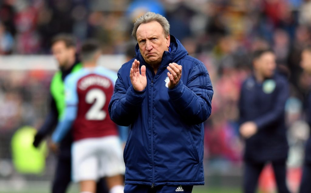 Cardiff manager Neil Warnock wants to help the club find his successor after agreeing to remain with the Bluebirds for another season.