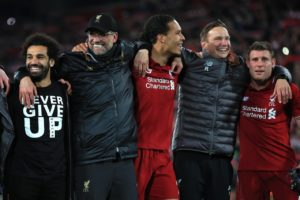Ernesto Valverde offered no excuses for the 4-0 defeat against Liverpool and admits Barcelona were beaten by the better side.