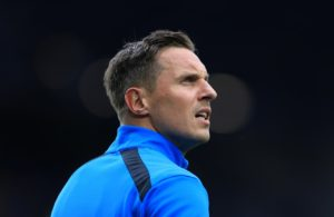 Everton defender Phil Jagielka is believed to be a transfer target for Rangers manager Steven Gerrard this summer.