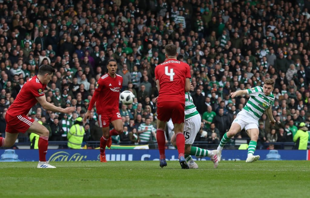 Celtic face Hearts in the William Hill Scottish Cup final on Saturday.