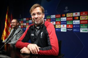 Liverpool manager Jurgen Klopp refuses to consider the prospect of the Champions League being their best chance of silverware this season.